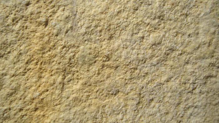 горные породы примеры