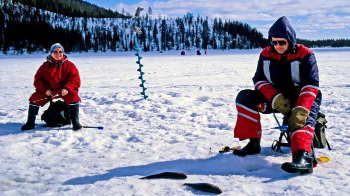 безопасность зимой на льду