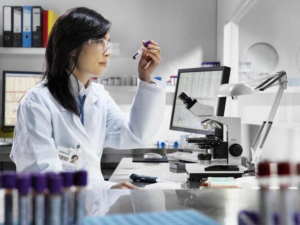покажет ли биохимический анализ крови рак