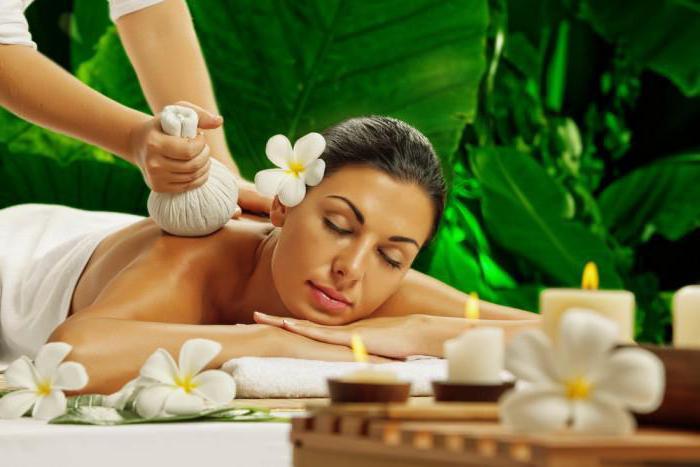 тайский массаж это какой массаж