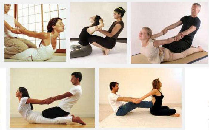 тайский массаж техника фото