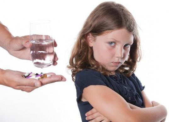 гиперактивность у детей школьного возраста лечение препараты