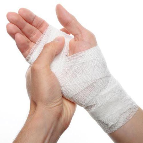 профилактика раневой инфекции
