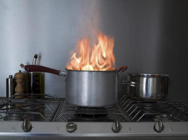 правила пользования средствами пожаротушения