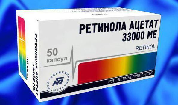 ретиноиды препараты названия