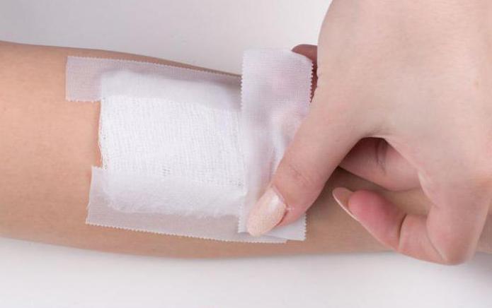 первая медицинская помощь при ранах