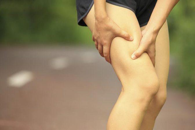 признаки растяжения мышц