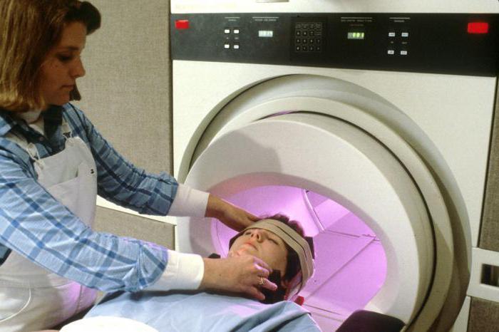 МРТ головного мозга как проводится фото