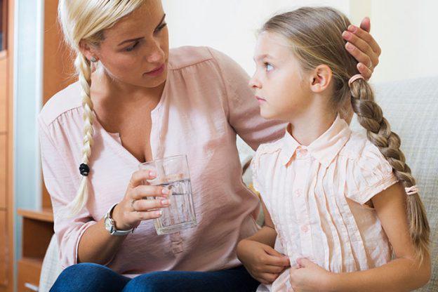 постоянные запоры у ребенка