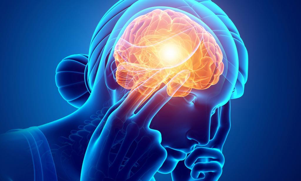 Мигренозная аура без головной боли