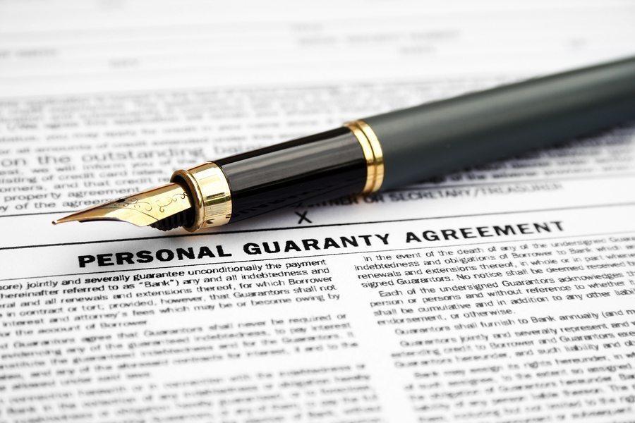 Договор на гарантийное обслуживание