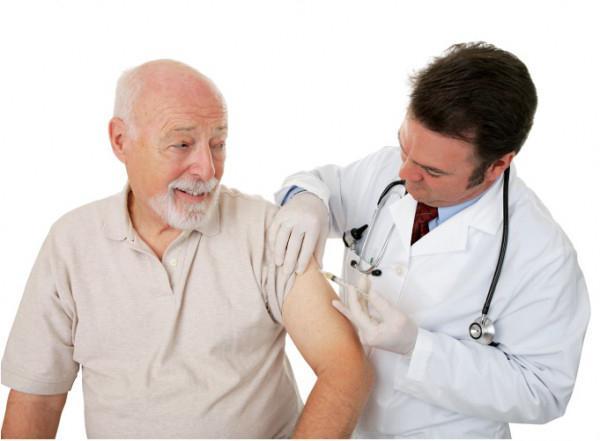 прививки взрослым