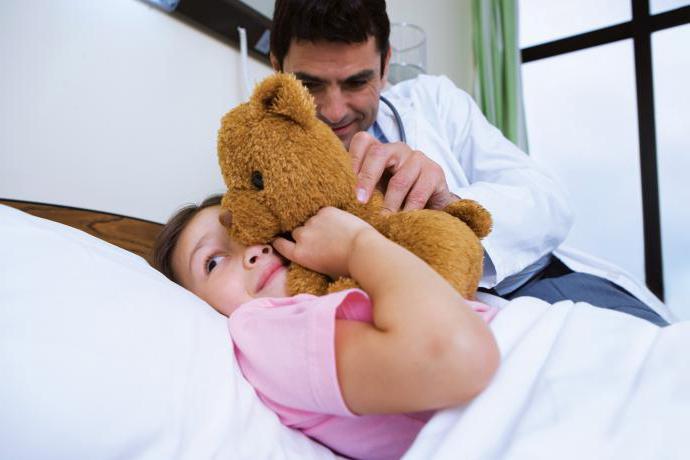 высокая температура 4 дня у ребенка