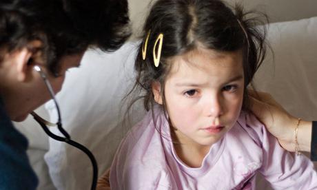 высокая температура у ребенка причины