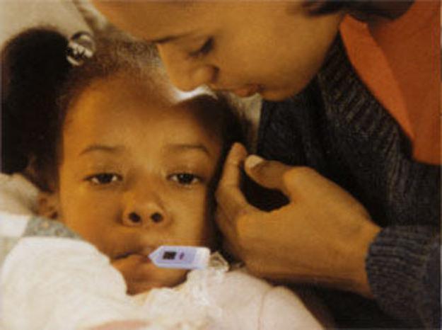 температура без симптомов у ребенка лечение