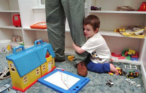 как ведут себя дети аутисты