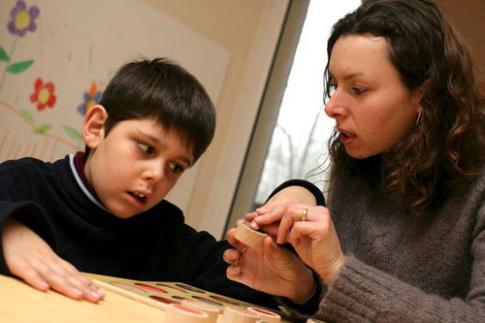 дети аутисты лечение