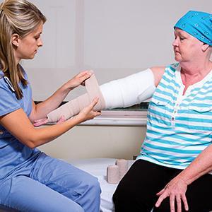 лимфостаз руки симптомы