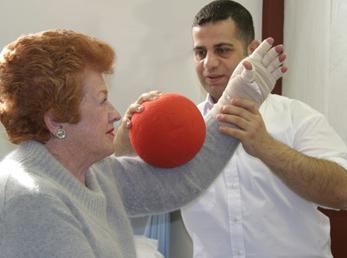 лимфостаз руки лечение