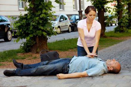 оказание неотложной помощи при коллапсе