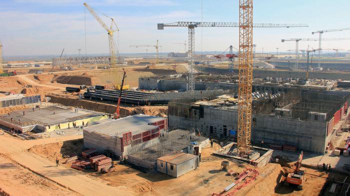 Белорусская АЭС: запуск первого блока запланирован на две тыщи…