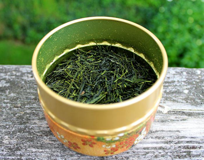 китайский чай сенча