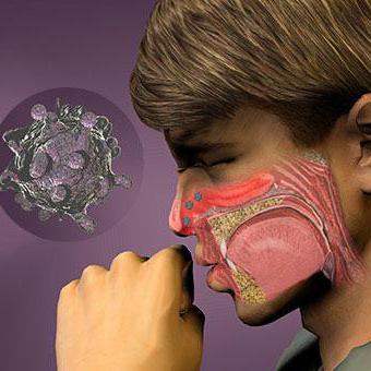 кислородная маска для дыхания