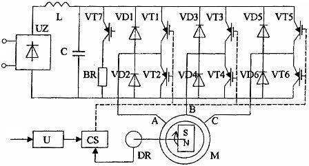 вентильный двигатель постоянного тока