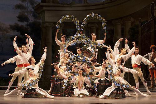 Либретто балета шахерезада краткое содержание