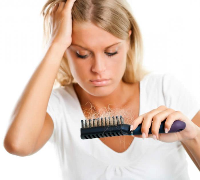 Как остановить выпадение волос при климаксе советы по лечению