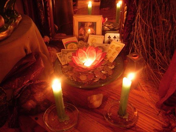 Гадание на суженого в ночь перед Рождеством