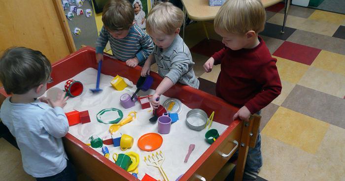 возрастные особенности детей 3 4 лет консультация для родителей