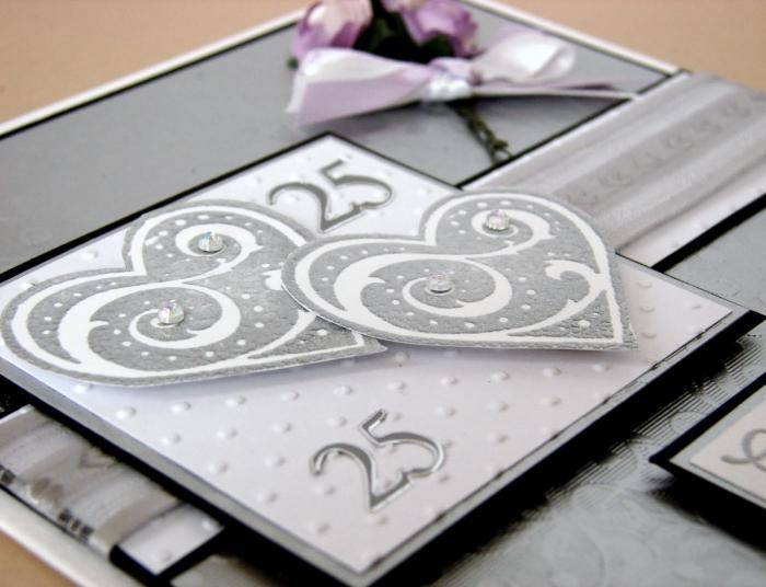 Серебряная свадьба — сколько лет совместно? Что даровать на…