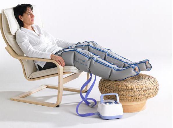 прессотерапия аппараты в домашних условиях