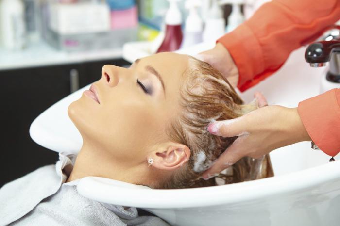Домашний обжиг волос