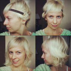 как накрутить короткие волосы утюжком