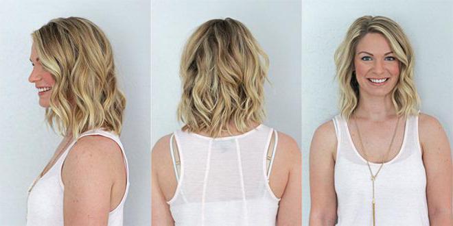 как накрутить короткие волосы на бигуди