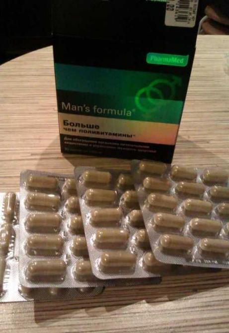 менс формула больше чем поливитамины