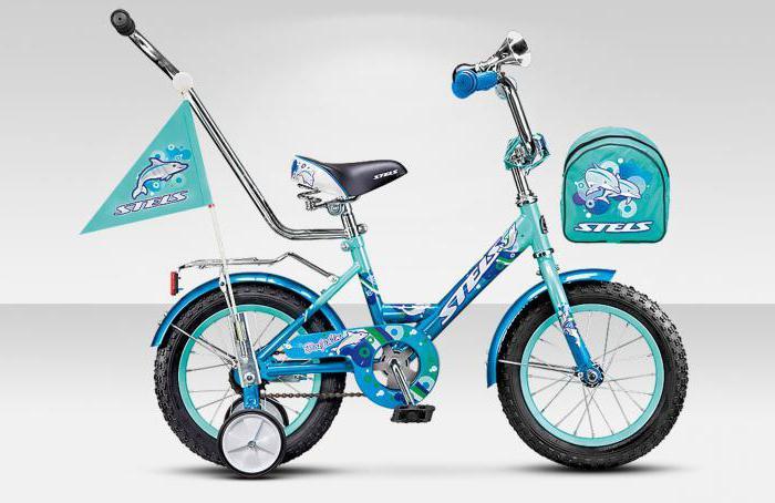 детский велосипед stels pilot 16