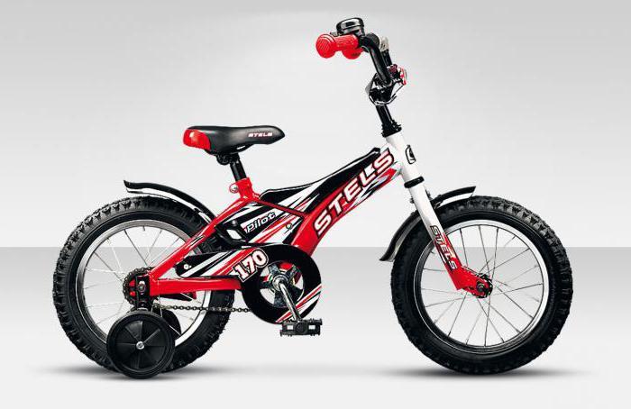 детский велосипед stels 18