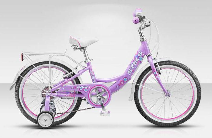 детский велосипед stels jet