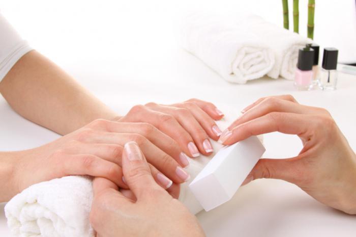 Ногти. Как правильно пилить и полировать ногтевую пластину.