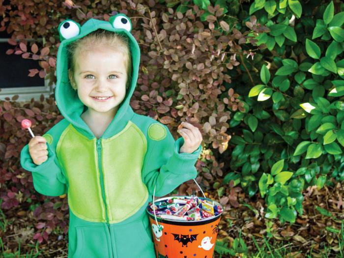 костюм лягушки своими руками