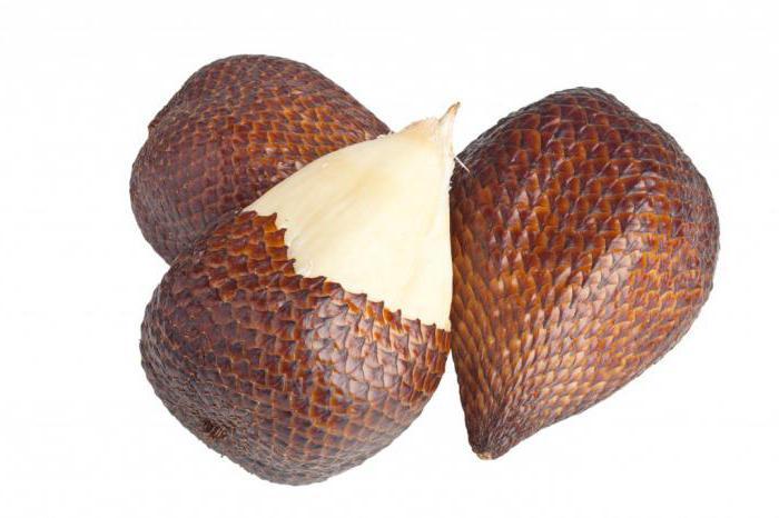 как называется змеиный фрукт