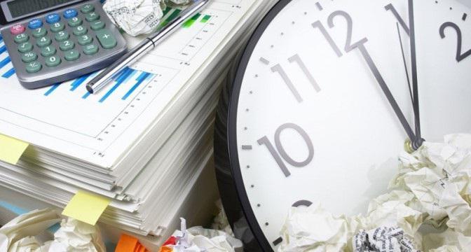 условные обозначения в табеле рабочего времени