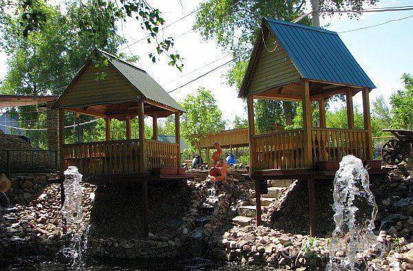 Экстрим парк оренбург официальный сайт фото