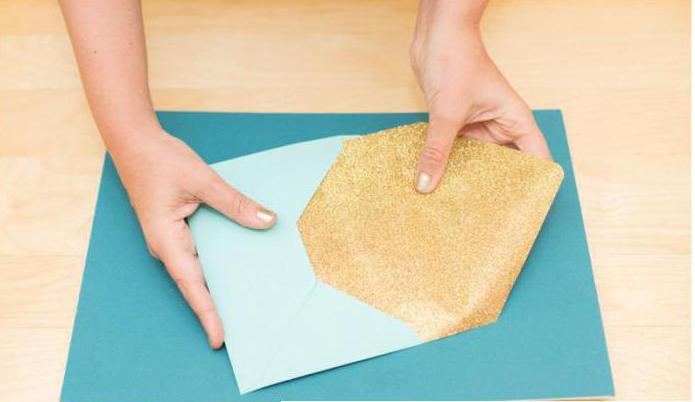 конверты на свадьбу для денег своими руками