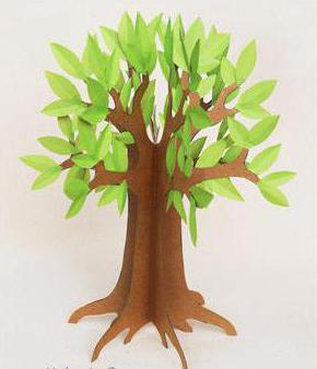 дерево поделка