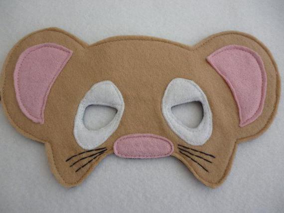 карнавальный костюм мышки своими руками