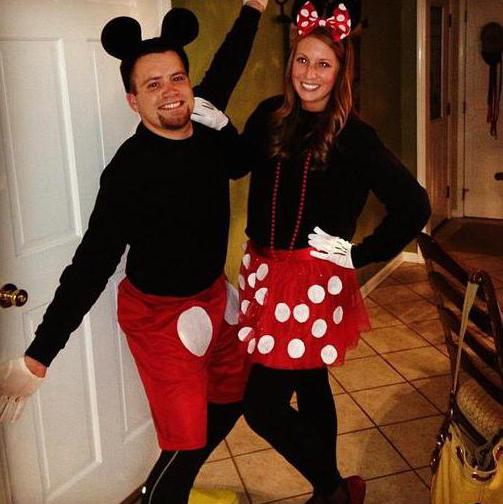 костюм мышки своими руками взрослый